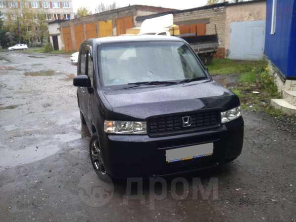Honda Mobilio, 2003 год, 220 000 руб.