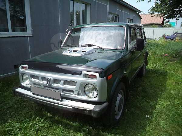 Лада 4x4 2131 Нива, 2003 год, 125 000 руб.