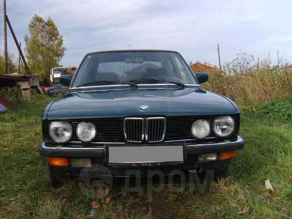 BMW 5-Series, 1983 год, 70 000 руб.