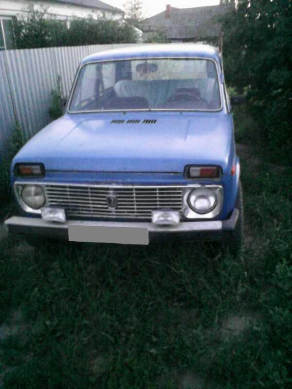 Лада 4x4 2121 Нива, 1982 год, 30 000 руб.