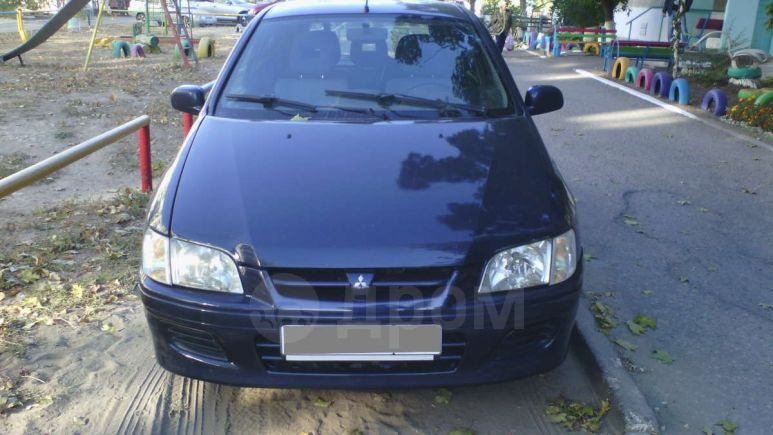 Mitsubishi Space Star, 2001 год, 220 000 руб.