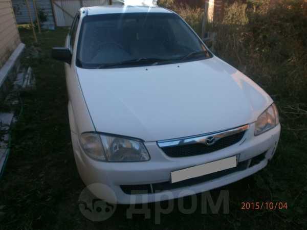 Mazda Familia, 2000 год, 150 000 руб.