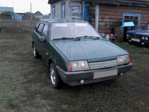 Лада 2109, 1997 год, 45 000 руб.