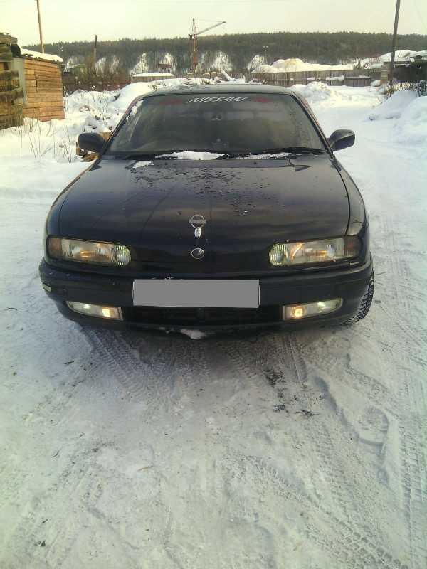 Nissan Presea, 1990 год, 85 000 руб.