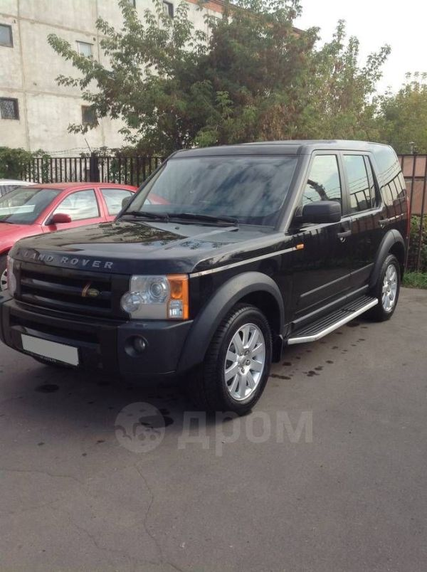 Land Rover Discovery, 2006 год, 880 000 руб.