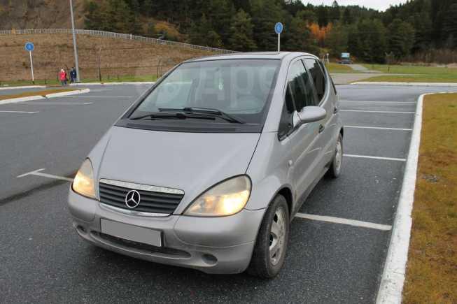 Mercedes-Benz A-Class, 1998 год, 177 000 руб.