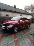 SsangYong Actyon Sports, 2010 год, 499 500 руб.