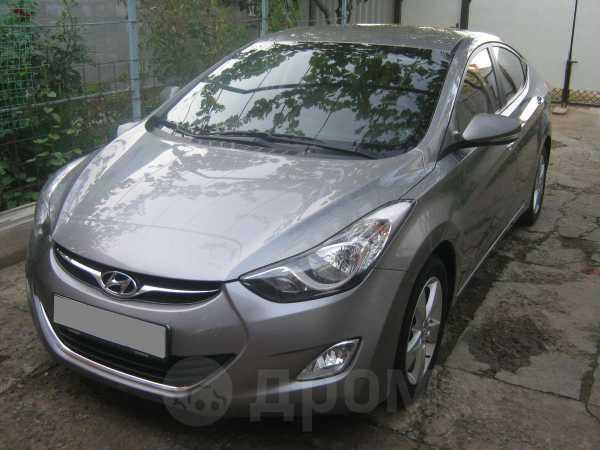 Hyundai Avante, 2011 год, 730 000 руб.