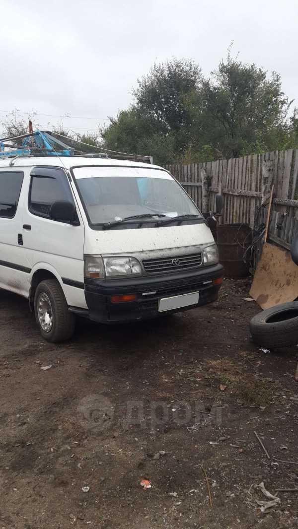Toyota Hiace, 1999 год, 350 000 руб.