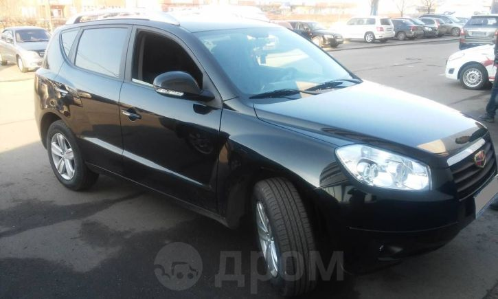 Geely Emgrand X7, 2014 год, 620 000 руб.