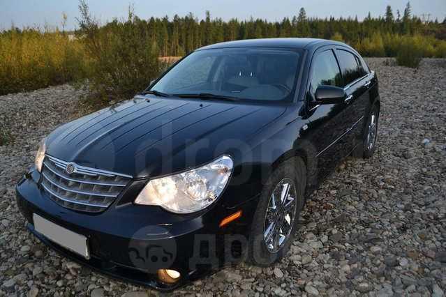 Chrysler Sebring, 2007 год, 650 000 руб.