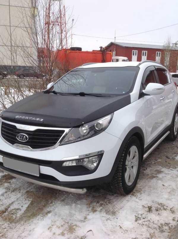Kia Sportage, 2011 год, 700 000 руб.