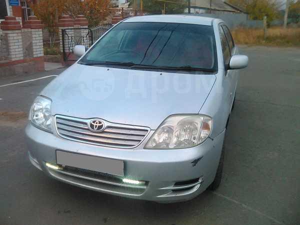 Toyota Corolla, 2003 год, 240 000 руб.