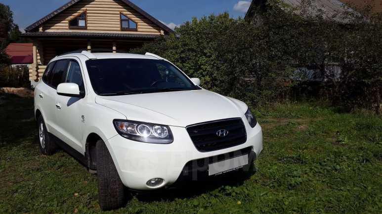 Hyundai Santa Fe, 2009 год, 790 000 руб.