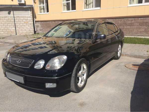 Lexus GS300, 2004 год, 555 000 руб.