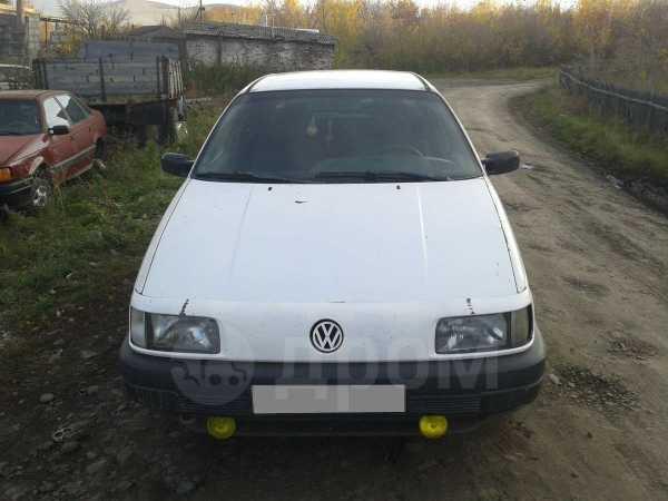 Volkswagen Passat, 1992 год, 92 000 руб.