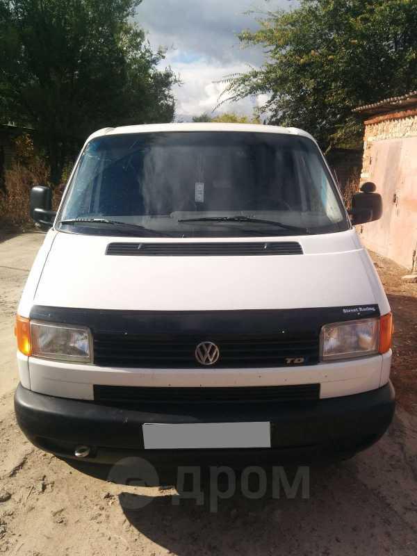 Volkswagen Transporter, 2002 год, 468 000 руб.