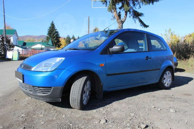Ford Fiesta, 2005 год, 240 000 руб.