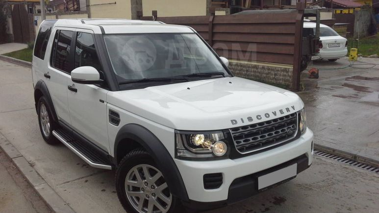 Land Rover Discovery, 2014 год, 2 500 000 руб.