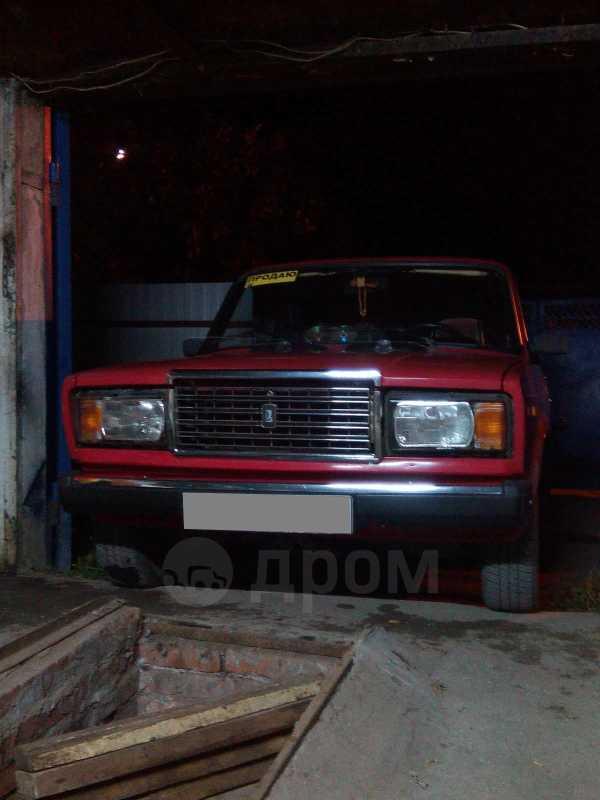 Лада 2107, 1998 год, 72 000 руб.