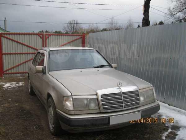 Mercedes-Benz E-Class, 1988 год, 125 000 руб.