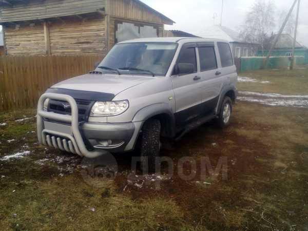 УАЗ Патриот, 2007 год, 350 000 руб.
