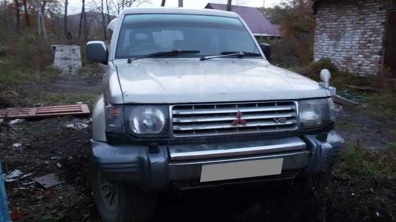 Mitsubishi Pajero, 1993 год, 55 000 руб.
