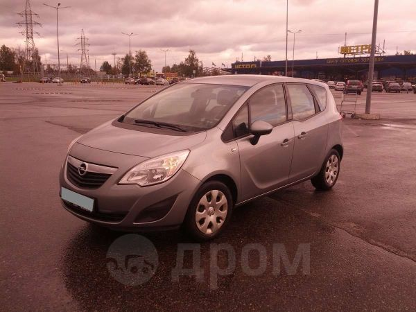 Opel Meriva, 2012 год, 499 000 руб.