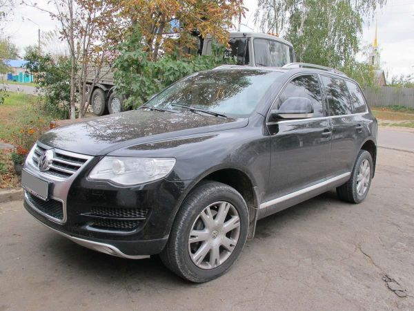 Volkswagen Touareg, 2009 год, 1 200 000 руб.