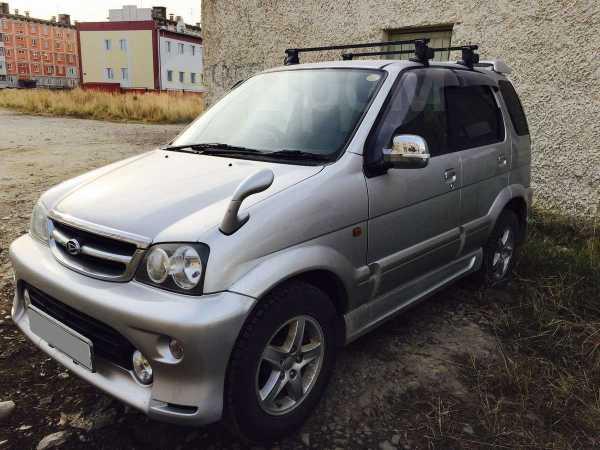 Daihatsu Terios, 2004 год, 370 000 руб.