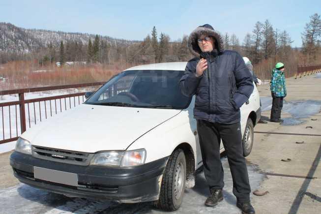 Toyota Caldina, 1998 год, 80 000 руб.