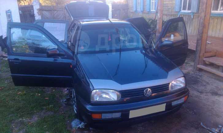 Volkswagen Golf, 1993 год, 130 000 руб.