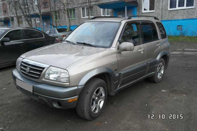 Suzuki Grand Vitara, 2005 год, 450 000 руб.