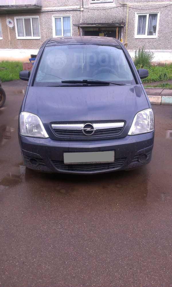 Opel Meriva, 2008 год, 300 000 руб.