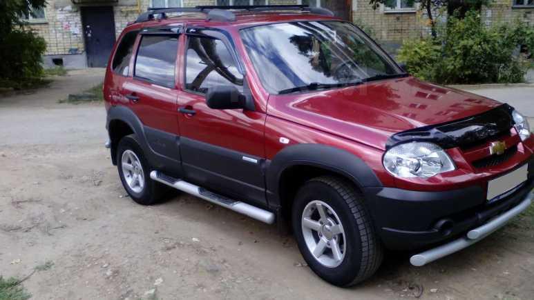 Chevrolet Niva, 2011 год, 369 000 руб.