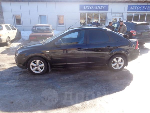 Ford Focus, 2006 год, 140 000 руб.