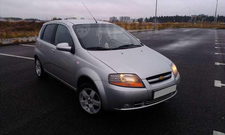 Chevrolet Aveo, 2006 год, 169 999 руб.