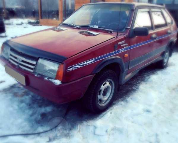 Лада 2109, 1985 год, 55 000 руб.