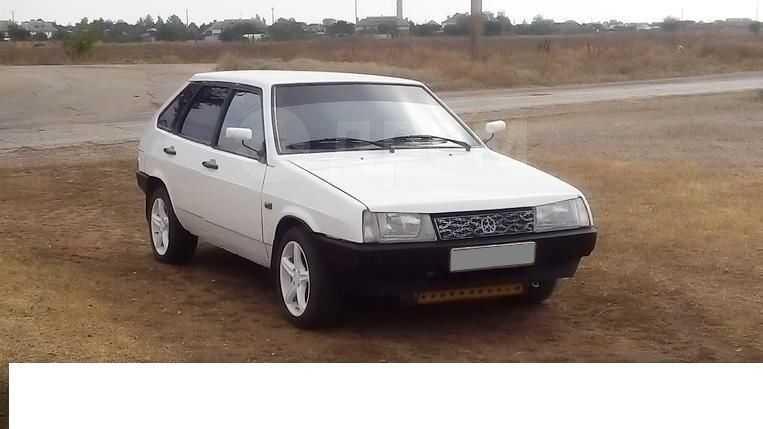Лада 2109, 1990 год, 95 000 руб.