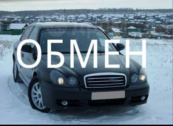 Hyundai Sonata, 2005 год, 259 999 руб.