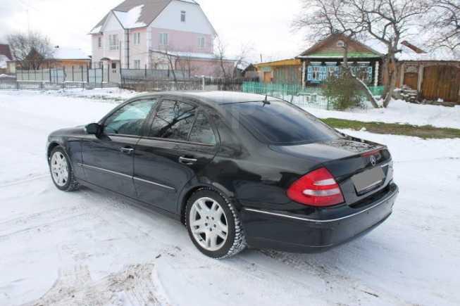 Mercedes-Benz E-Class, 2003 год, 390 000 руб.