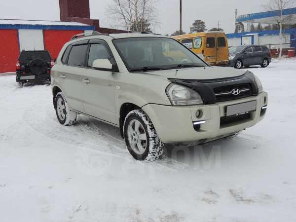 Hyundai Tucson, 2007 год, 545 000 руб.