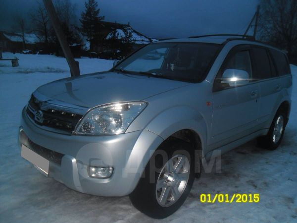 Great Wall Hover H3, 2008 год, 400 000 руб.