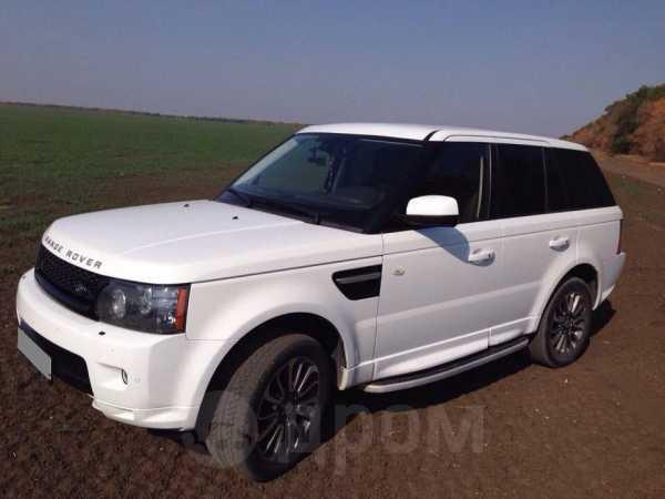 Land Rover Range Rover Sport, 2011 год, 2 350 000 руб.