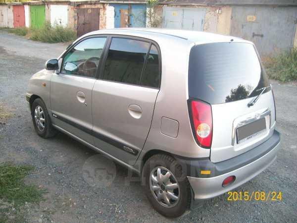 Hyundai Atos, 2002 год, 176 000 руб.