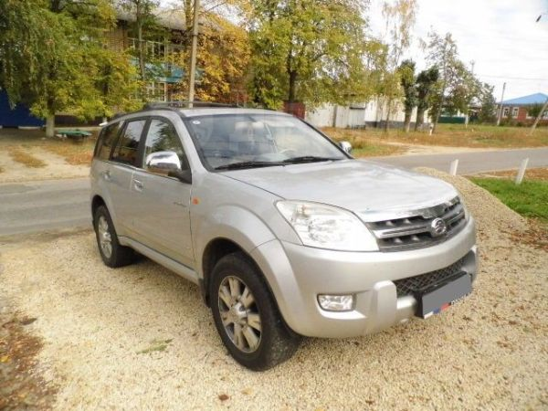 Great Wall Hover, 2008 год, 425 000 руб.