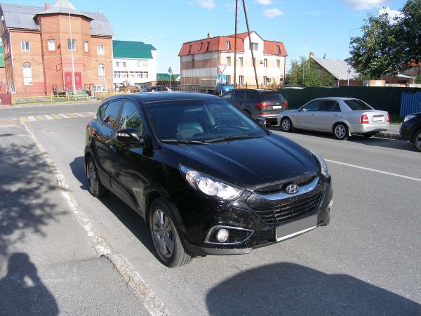 Hyundai ix35, 2013 год, 1 030 000 руб.