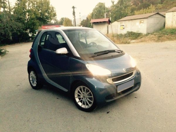 Smart Fortwo, 2008 год, 375 000 руб.
