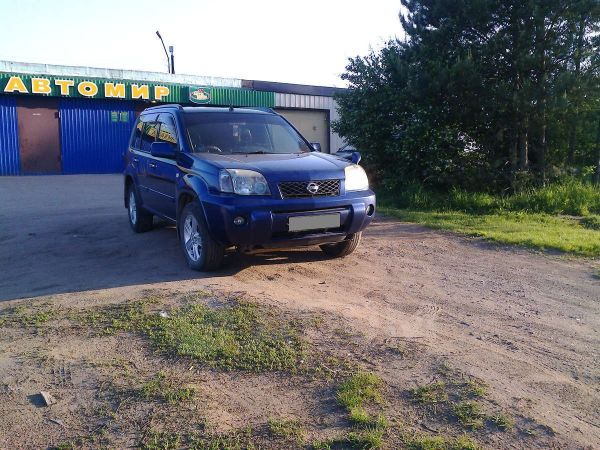 Nissan X-Trail, 2004 год, 470 000 руб.