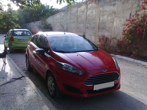 Ford Fiesta, 2013 год, 550 000 руб.